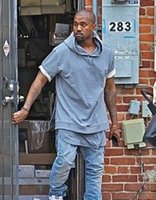 apc fashion - kanye Short Hoodies and Sweatshirts pullover half sleeve sweatshirt apc kanye west hoodie Teen Shirt Jacket