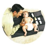 baby change station - Baby Changing Mat For Baby Portable Changing Mat Change Station New Born Diaper Cambiador Nappy Waterproof