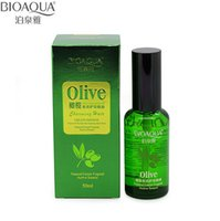 Wholesale New Brand BIOAQUA Multi functional Hair Care Pure Olive Oil Hair Essential Oil For Dry Hair Type Hair Scalp Treatment Oil ml