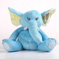 aromatherapy pillows - 15 Pieces Original Cute Cartoon Heatable Aromatherapy Elephant Doll Plush Toys Pillows