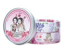Wholesale SHANG HAI Peony essential oil whitening cream skin whitening moisturizing face cream cosmetic snow white cream skin care