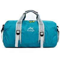 Wholesale Hot Sale Folding Fashion Travelling Bag Large Capacity Leisure Single Shoulder Bag Body Building Sports Woman Luggage Bag H018