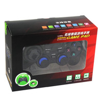 Wholesale New G Gamepad Android Controllers Wireless Gamepad Joystick Android Controller for Tablet PC Smart TV Box DHL free