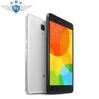 Wholesale Original quot Xiaomi Mi4 Mi M4 G LTE Cell Phone Snapdragon Quad Core GB RAM GB ROM x1080 MP Camera GPS