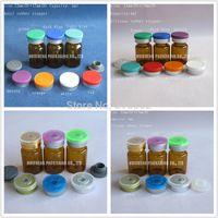 amber essence - 500 ML Clear Glass Vials Flip Off Cap cc Amber Sample Vials CC Mini Essence Bottle