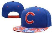 album quality - Album Offered Top Quality New Cubs Chicago Snapback Caps Adjustable Cap Embroidered Snapbacks Hat Snap Back Hats Baseball Cap Visor CAP
