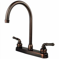 Wholesale Oil Rubbed Bronze RV Mobile Motor Home Kitchen Sink Faucet quot Tall Spout