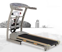 Wholesale 201DS Super soft cushion luxury home electric treadmill