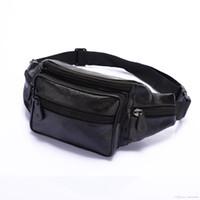 Wholesale Brand New Multi functional Drop Leg Motorcycle Cycling Fanny Pack Waist Belt Bag Men waist bag Black Color Zy00514
