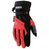 alpine touch - Motorcycle Gloves Winter Warm Waterproof Windproof Protective Gloves Touch screen Gloves Guantes Luvas Alpine Motocross Stars