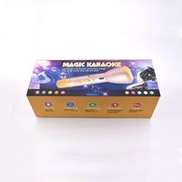 Wholesale K088 Mini portable Karaoke microphone for Smartphones Ipad Ipod Touch Android