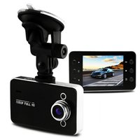 Wholesale Car DVR K6000 Mega inch P Full HD LED Night Recorder Dashboard Vision Veicular Camera dash cams Carcam video Registrator A LV