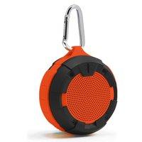 abramtek speaker - 20Pcs New Arrival AbramTek M1 Mini Bluetooth Wireless Handsfree Speaker With TF Slot for Outdoor Sports High Quality