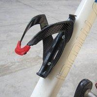 Precio de Fibra de carbono bicicleta-2016 venta caliente del sostenedor de botella bici de la bicicleta del carbón jaula del estante durable, ligero esencial Portabidones Carbono