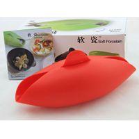 Wholesale Multifunctional Steaming Roast Food Bowl Random Color