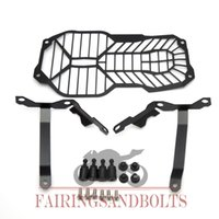 Wholesale R GS Headlight Grille Guard Cover Protector For BMW R1200 GS R1200GS ADV Adventure R GS Water Cooled