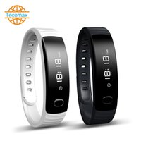 Wholesale Fitness Bracelet waterpoof pedometer bracelet smart Wristband Bluetooth smart band for Android ios anti lost