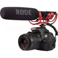 Cheap Rode VideoMic On Camera Mounted Shotgun Mic Microphone with Windshield for Canon T3i 5D2 7D 60D 70D 5D3 dslr