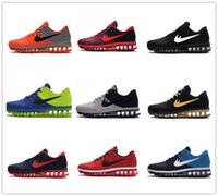 air max sale - 2016 Cheap Sale Max KPU Running Shoes Men s Airs Trainers Sports Sneakers Man Size