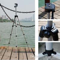 Wholesale Protable Lightweight Aluminum Mini Camera Tripod with Bag for Canon Nikon Sony DSLR Camera Camcorder