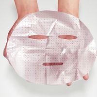 Wholesale Facial Skin Care Silk Protein Face Mask Moisture Oil Control Cosmetics Sun Repair