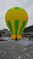 balloon stands sale - included air blower Big Standing giant Inflatable Advertising Balloons For Sale