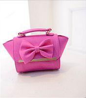 bat purse - new purse and handbags women Bow Messenger Bag Tote femme designer PU leather crossbody bags for women bat bag