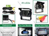 Wholesale 12V V Night Vision Car Rear View Reverse Backup Camera Waterproof For Truck