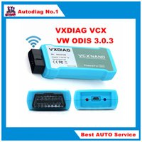 Wholesale Skoda Diagnostic Vas - Newest ODIS 3.0.3 VXDIAG For Audi VW Skoda Seat Replace of VAS5054 Same Function Newest VCX NANO VAS 5054 OKI OBDII WIFI Version