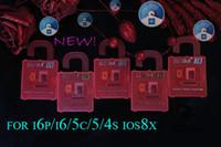 Wholesale R SIM R Sim10 Unlock Card Perfect unlock for iphone plus iphone s s IOS8 X AT T T mobile Sprint WCDMA GSM CDMA