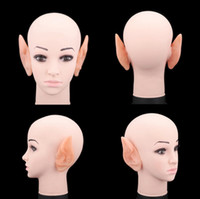 Wholesale April fool s day those trick toys industries Halloween props Funny simulation ears Big ears g