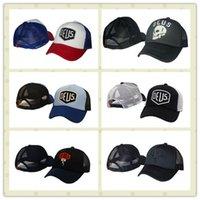 Baratos del verano del algodón Deus sombreros para los hombres fresco de hip marca con la gorra de béisbol del sombrero del golf Hop Mujeres Gorra Deportes