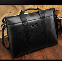 Wholesale Genuine Leather handbags Designer handbag High Quality business shoulder leisure portable Briefcase laptop purse Men s bag