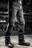 Wholesale KOMINE Hockey Pants Motocross motorcycle racing riders straight jeans pants
