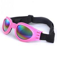 al por mayor gafas para perros-Protección de la nueva manera gafas de sol plásticas del ojo de vidrios Gafas para el perro de animal doméstico