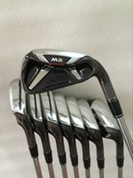 Wholesale M2 Golf Irons M2 Irons PS Golf clubs Irons With N S PRO950GH Steel shaft Regular Stiff Come Headcover