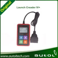 Wholesale Original Launch X431 Creader Code Reader IV Plus OBDII Car Scanner x431 master scanner scanner pdf