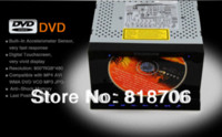 Wholesale 2 Din Inch Capacitive screen Car PC Android Car DVD Player With WiFi G GPS Navigation Cortex A10 Free GB Map