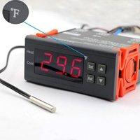 ac temperature sensor - New Arrived Fahrenheit AC V Temperature F Controller Temp Sensor incubation thermostat Brand New