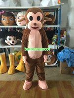 athletic clothes sale - monkey mascot costumes adult cartoon character costume for sale price halloween party clothing fancy dress