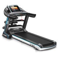 Wholesale 7 quot LCD Color Screen Multi functional with Ascension Treadmill commercial treadmill