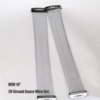 Wholesale NEW quot Strand Snare Wire Set for quot Snare Drum Part Restoration Replacement pieces set lip