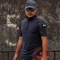 Wholesale New Kryptek Tactical T Shirts For Men Short Sleeve tshirts Camo Combat shirts Hunting Clothing Quick Dry Outdoor shirts Colors