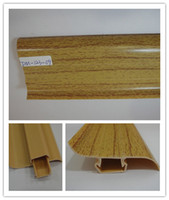 Wholesale Fine WOrkmanship PVC Floor Skirting Board