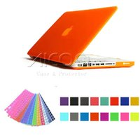 Wholesale Ultrathin Matte Case for inch Macbook Air Pro Retina Protective case with MacBook Colorful Shell Cover Keyboard Protector
