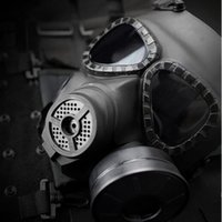 airsoft fan - Anti Fog Turbo Fan System Full Face Mask Airsoft Paintball WARGAME COSPLAY Gas Mask Protective Gear Anti Fog Turbo Fan