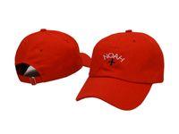 Wholesale Cheap Adjustable hats Strapback hats baseball Caps Curved Brim NOAH caps Village truck driver Hats
