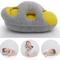 Wholesale Travel Mini Arm Pillow Portable Office Outdoor School Soft Breathable Glove Pillow