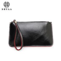 Wholesale SHYAA New Women Handbag Candy Color Mobile Phone Bag Women Bags Fashion Women Messenger Bag