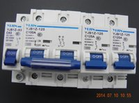 Wholesale pieces P A DC440V MCB Solar Energy Photovoltaic PV Mini DC Circuit Breaker Used For Solar Power System